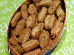 Rosquillas-alargadas-de-Almendras