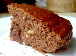 bizcocho_almendras_chocolate