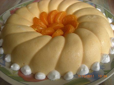 Don postre gelatinas - Postre con mandarinas ...