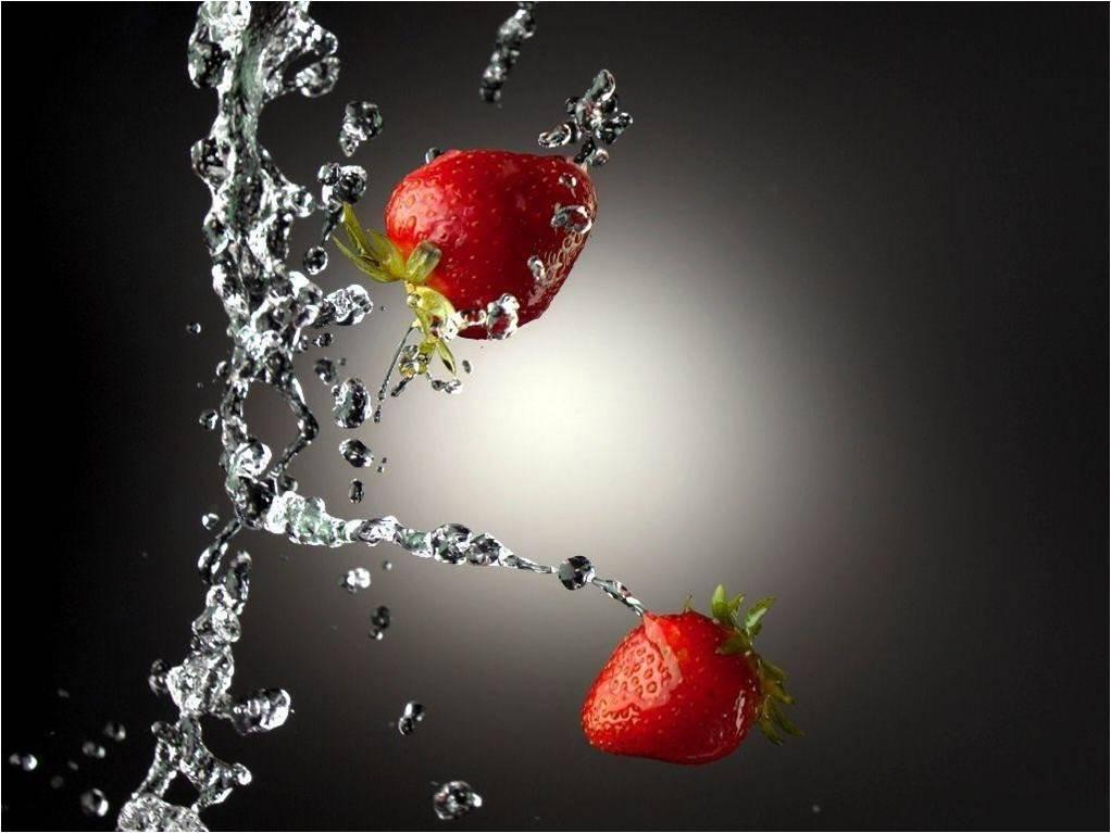 Resultado de imagen para fresas al vino con nata