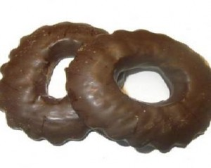rosquillos de chocolate