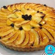 tarta-manzana-pasas