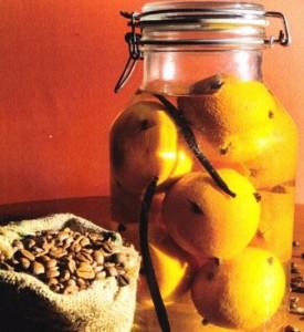 vino de naranja